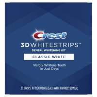 Crest 3D 美白牙齿贴片 20片