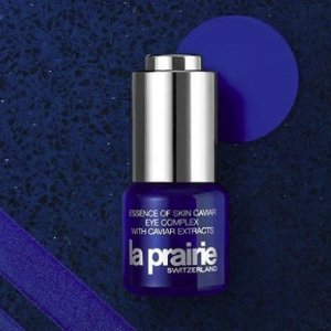 $127La Prairie Skin Caviar Essence Of Skin Caviar Eye Complex @ COSME-DE.COM