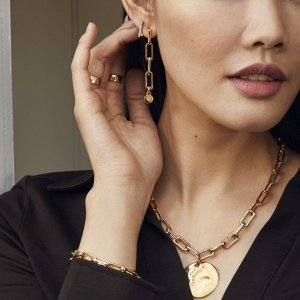 DIY属于你自己的独特Monica Vinader 精选Alta collection 系列首饰热卖
