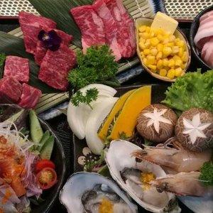 $52.2(原价$98)超值双人套餐Taisho Wagyu Japanese BBQ餐厅 日式烧烤