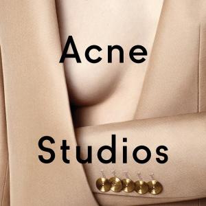 低至4折 又降价啦Acne Studios 北欧极简中性风专场