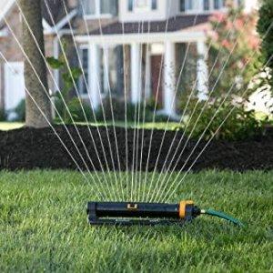 Melnor庭院自动洒水机