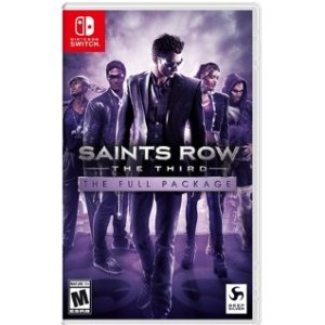 $27.99Saints Row the Third-The Full Package - Switch