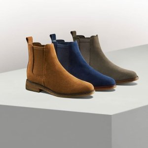 40% Off Entire PurchaseSitewide Shoes Sale @Clarks