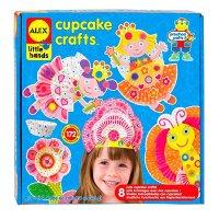 cupcake纸托主题手工盒子
