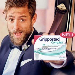 满€50减€5 按需购买德国特效药:Grippostad 大合集 预防流感 特殊时期家庭轻症在家治疗必备