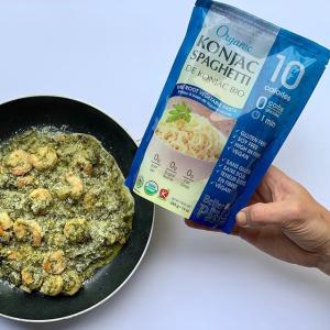 低至9折 $4.49收0卡面Better Than Foods 低卡有机主食 减肥帮手魔芋大米快煮面