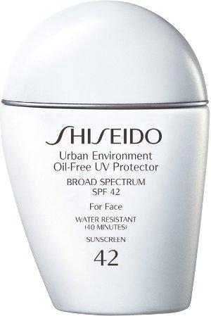 Shiseido Urban Environment Oil-Free UV Protector Broad Spectrum SPF 42 | Ulta Beauty