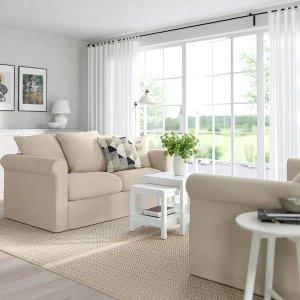 IkeaGRONLID Loveseat, Sporda natural - IKEA