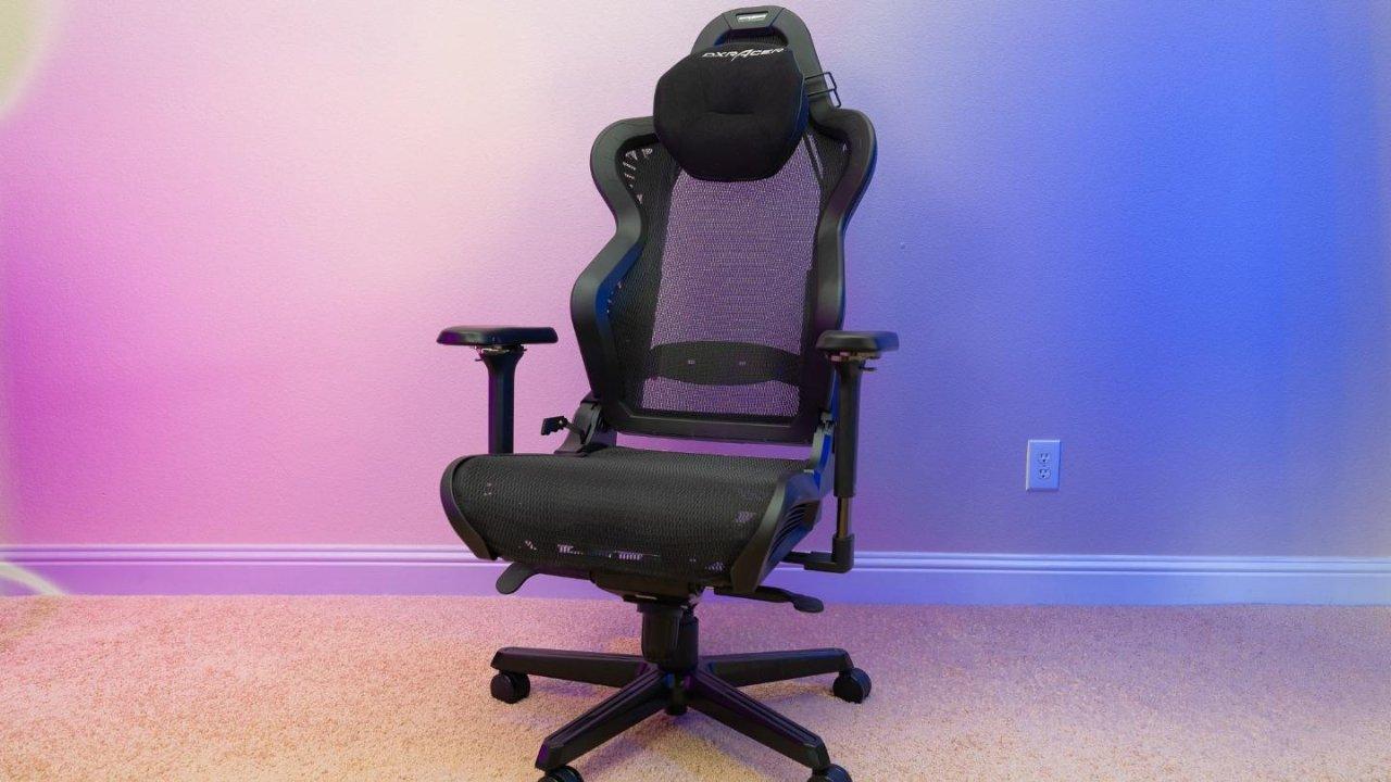 电竞椅正式告别不舒适!模块化的网面电竞椅时代来啦!