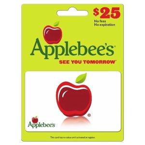 $18.99$25 Applebee's Gift Card