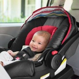 Only 7799 SnugRide Click Connect 30 LX Infant Car Seat Graco