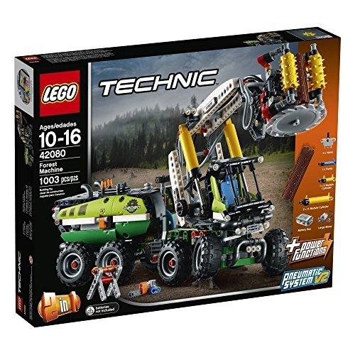 Technic 系列 多功能林业机械