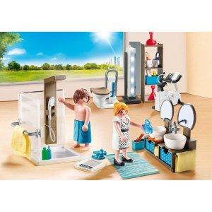 Playmobil城市生活系列:浴室