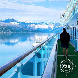 公主邮轮7晚阿拉斯加冰川之旅  西雅图往返环线 5月早鸟