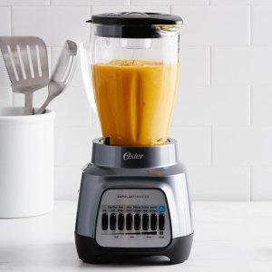 $29.98 (原价$44.99)Oster 8速 6杯搅拌机  夏季消暑凉饮轻松做