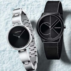 Up To 90% Off + Extra 12% OffCalvin Klein Watches Sale