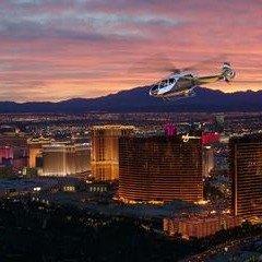 拉斯维加斯夜景直升机之旅