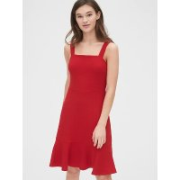 Gap 小红裙