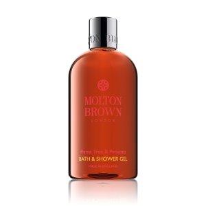 Molton BrownFlame Tree & Pimento Bath & Shower Gel