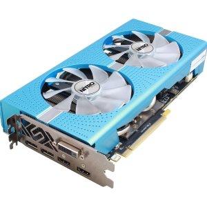 $209.99 w/ Free AMD Game PackSapphire Radeon NITRO+ RX 580 8GB Special Edition