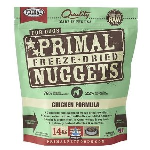 Save up to Extra $4.48 OffChewy Selected Primal Freeze-Dried Nuggets on Sale