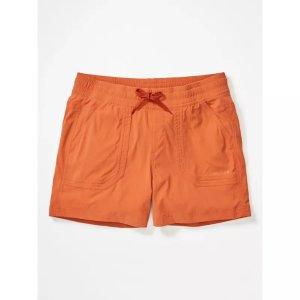 Marmot女款运动短裤