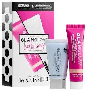 BIRTHDAY GIFT GLAMGLOW Clearing Treatment and Moisturizer Set - GLAMGLOW | Sephora