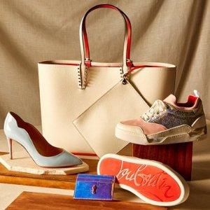 低至$344Christian Louboutin 美包美鞋专场 收越来越少见的全铆钉系列