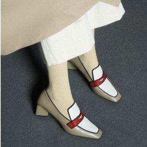 3折起+额外9折 £10收经典靴子折扣升级:Charles & Keith官网 美鞋全场大促 开春必备蝴蝶结、乐福鞋