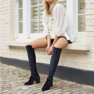 STUART WEITZMAN - LUXURY RESERVE OVER THE KNEE BOOT Sale