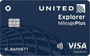 Earn 40,000 bonus milesUnited℠ Explorer Card