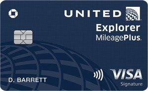 Earn up to 60K Bonus MilesUnited℠ Explorer Card