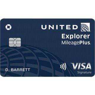 Earn 40,000 bonus milesUnited℠ Explorer Card