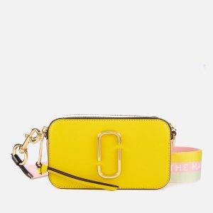 Marc Jacobs满€351减€117黄色相机包