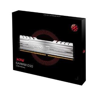 $69.7ADATA XPG GAMMIX D10 16GB DDR4 3000 内存