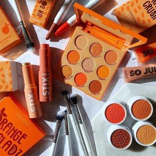 低至$1.8起ColourPop官网  精选彩妆低至4折 收单色眼影
