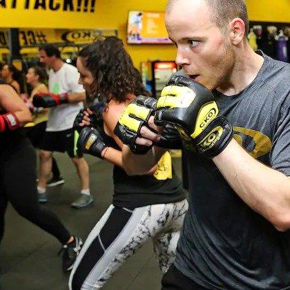 CKO Kickboxing 搏击距离