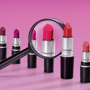 8.5折 $15.73收爆款口红Nordstrom官网 MAC 美妆产品等热卖 收子弹头口红