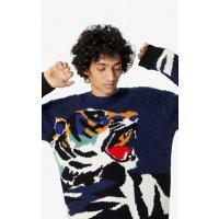 Kenzo 老虎毛衣