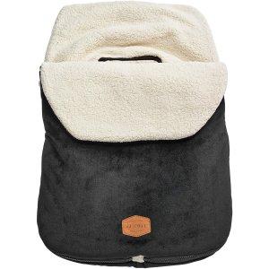 $39.98(原价$49.98)JJ Cole 仿毛羊皮宝宝提篮保暖袋 秋冬保暖第一位