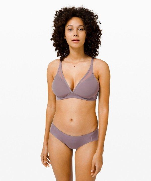 运动bra 紫色