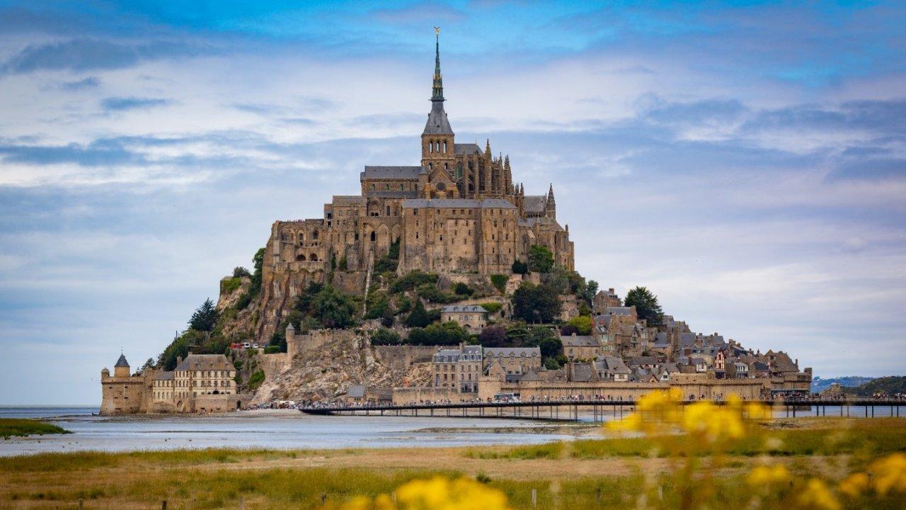 收藏贴|法国圣米歇尔山Mont-Saint-Michel旅游攻略,巴黎周末旅游必备!