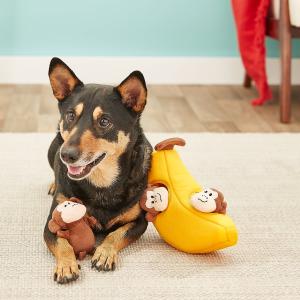 低至3折ZippyPaws 精选狗狗玩具促销热卖