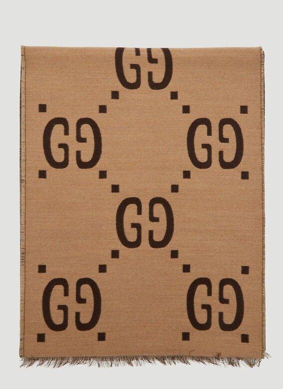 GG 围巾