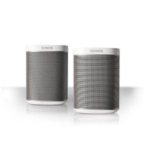 Sonos Play:1 Wireless Speakers - Pair + $30 GC