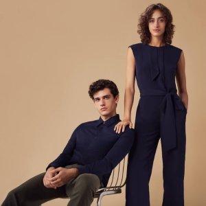 低至5折 牛仔裤$30+Calvin Klein 精选男女服饰优惠