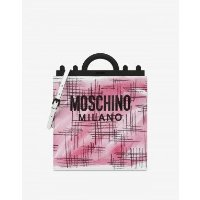 Moschino Logo购物袋