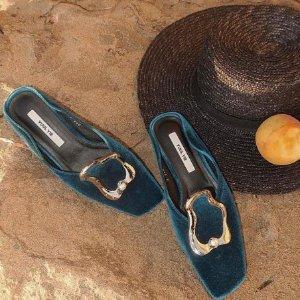 低至4折起 Prada5折收Browns 圣诞季美鞋特卖, 收小众Yuul Yie 韩国博主打call美鞋