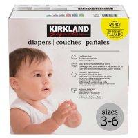 婴儿纸尿裤3-6号